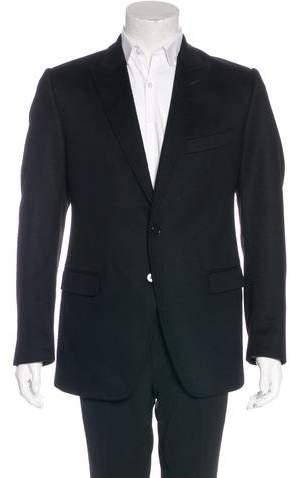 Dolce & Gabbana Two-Button Cashmere Blazer