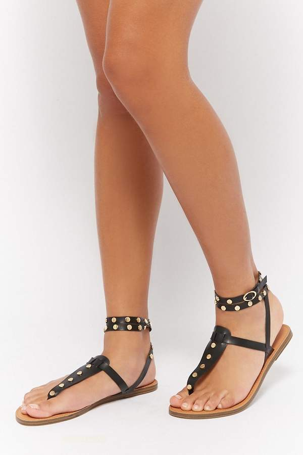 93b1a0157b72 Forever 21 Ankle Strap Sandals For Women - ShopStyle Canada