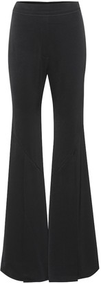 Ellery High-waisted flared trousers