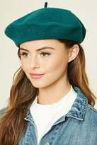 Forever 21 Wool Beret