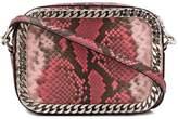 Casadei snakeskin print crossbody bag