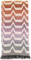 Missoni Socrate Multicolor Jacquard Throw