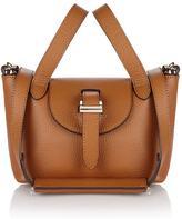 Meli-Melo Thela Micro Mini Cross Body Bag Tan