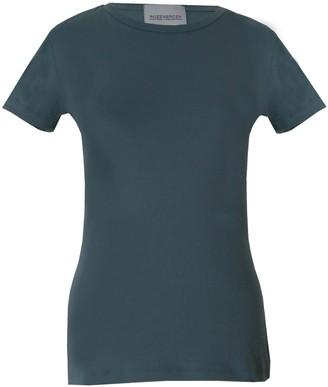 Rozenbroek Organic Cotton T-Shirt In Petrol Blue