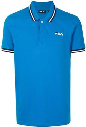 Fila Stripe Trim Polo Shirt