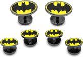 Cufflinks Inc. Men's Enamel Batman Tuxedo Stud Set