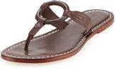 Bernardo Matrix Leather Sandal