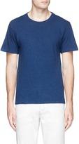 Simon Miller Garcon' slub cotton-silk T-shirt
