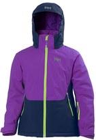 Helly Hansen Girl's Jr. Stella Waterproof Hooded Jacket