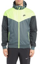 Nike Men's 'Windrunner' Colorblock Jacket
