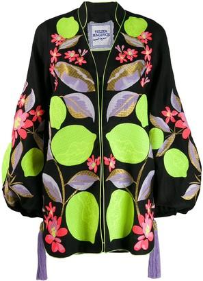 Yuliya Magdych Lemons shirt
