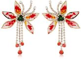 Shourouk Flower Amelia Earrings