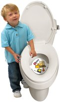 Mom Invented Tinkle Targets - Construction