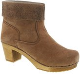 Sanita Women's Wood-Kersti Square Boot Ankle Bootie