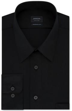 Arrow Men's Classic-Fit Non-Iron Dress Shirt