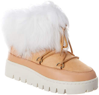 Australia Luxe Collective Casper Leather Sneaker Boot