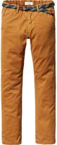 Scotch & Soda Garment Dyed Chinos | Slim Fit