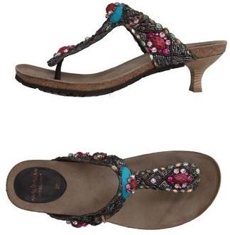 Maliparmi Toe post sandal