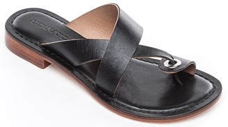 Bernardo Leather Sandals - Tia