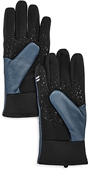 URBAN RESEARCH Spliced Leather Gloves