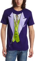 Bioworld Men's Dark Night Joker Tuxedo Tee