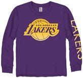 Junk Food Clothing Youth LA Lakers Long Sleeve Tee