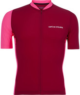Cafe du Cycliste - Marinette Mesh-Panelled Cycling Bib Shorts