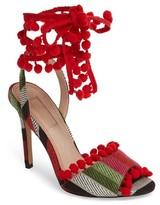 Topshop Women's Rom Pom Pom Sandals