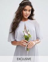 TFNC Wedding Chiffon Cape Cover Up