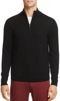 Michael Kors Merino Wool Half-Zip Sweater - 100% Exclusive