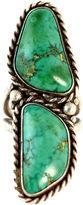 One Kings Lane Vintage Navajo-Style Turquoise Ring