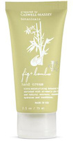 Caswell-Massey Fig and Bamboo Hand Cream by 2.5oz Cream)