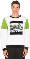 Opening Ceremony Space Agriculture Crewneck Sweatshirt