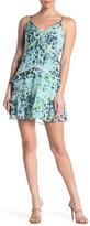 Ramy Brook Printed Emmie Silk Dress