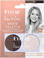 Eylure x Fleur de Force Brow Palette - Dark