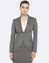 Oxford Pixie Pinstripe Suit Jacket