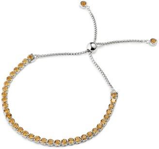 Tsai X Tsai Beitou Citrine Bracelet Sterling Silver