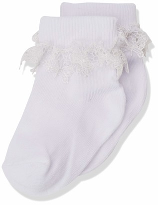 Country Kids Girl's 355 Butterfly Lace Sock