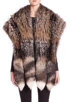 The Fur Salon Fox Fur Stole