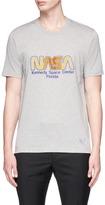 Coach 'NASA' logo patch T-shirt