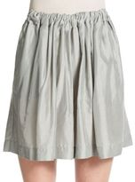Stella McCartney Silk Pleated Skort