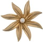 Susan Caplan Vintage 1970's Sarah Coventry flower brooch