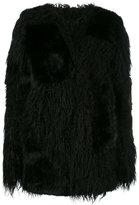 RtA fur effect coat