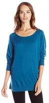 Splendid Women's Cashmere Blend Dolman Sweater
