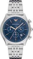 Emporio Armani AR1974 stainless steel chronograph watch