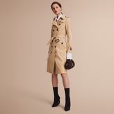 Burberry The Sandringham - Extra-long Heritage Trench Coat
