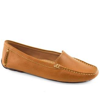 Driver Club Usa Driver Club USA Women's Genuine Leather Made in Brazil Hampton Loafer Shoe
