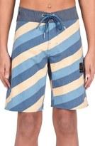 Volcom 'Stripey Slinger' Board Shorts (Big Boys)