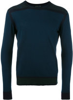Etro two-tone jumper - men - Cotton - M