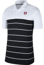 Nike Oklahoma Sooners Men's Striped Polo